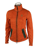 66 Degrees North Esja Fleece Jacket Women's (Orange)