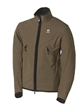66 Degrees North Glymur Softshell Jacket Men's (Brown)