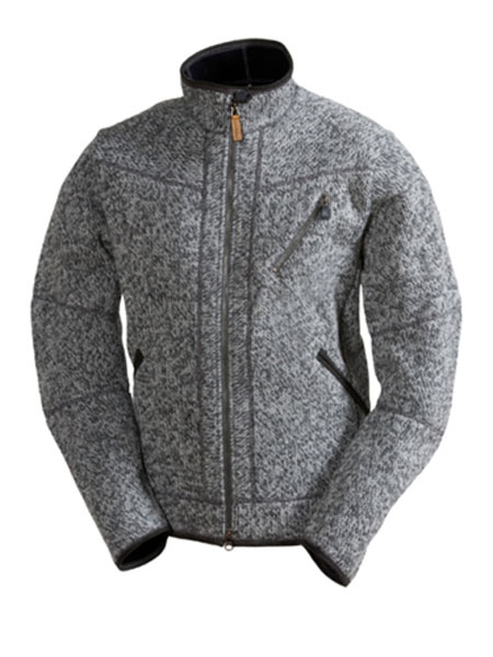 66 Degrees North Gola Jacket Men's (Light Grey / Heather Grey)