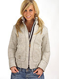 66 Degrees North Gola Jacket Women's (Gray Heather)