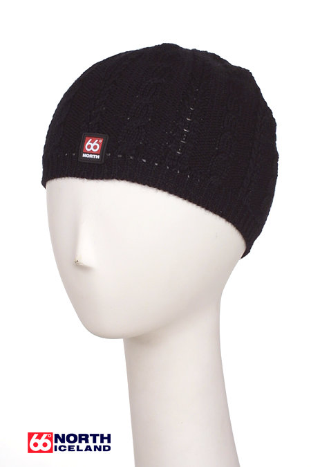 66 Degrees North Grimsey Hat (Black)