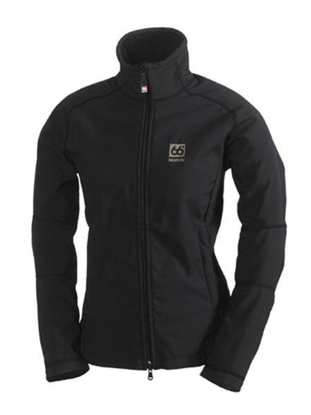 66 Degrees North Hornbjarg Jacket Women's (Black)