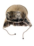 66 Degrees North Kaldi Arctic Hat (Light Brown)
