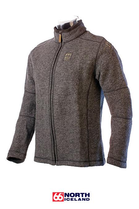 66 Degrees North Kaldi Sweater Men's (Granit)
