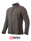66 Degrees North Kaldi Sweater Men's (Granit)