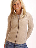 66 Degrees North Kaldi Sweater Women's (Warm Grey)