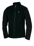 66 Degrees North Kaldi Wool Sweater Men's (Black)