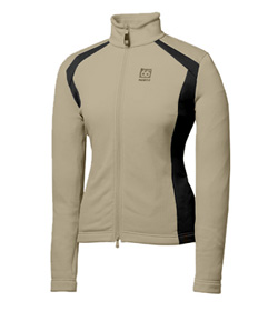 66 Degrees North Vik Women's Jacket (Tan / Black)