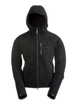 66 Degrees North Vindur Jacket Men's (Black / Granite)