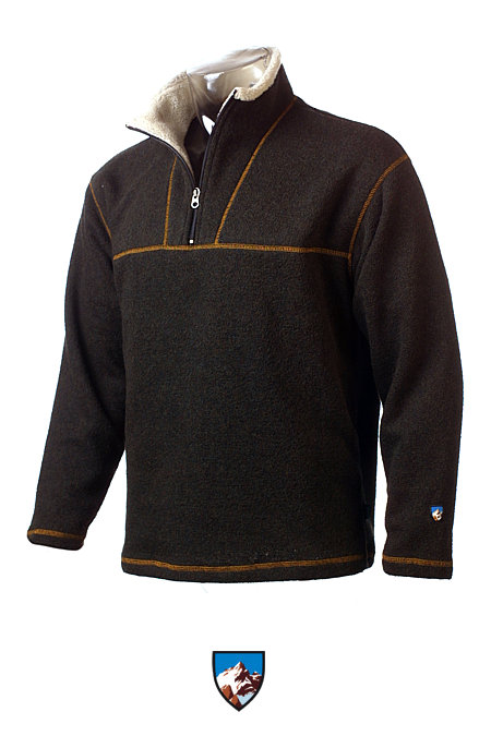 Kuhl Europa Athletik Sweater Men's (Charcoal)