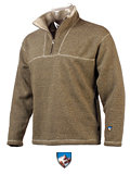 Kuhl Europa Zip Neck Sweater Men's (Oatmeal)