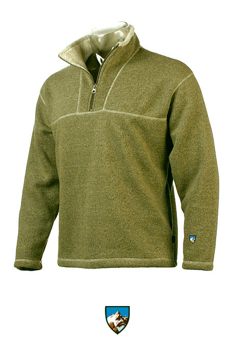 Kuhl Europa Athletik Sweater Men's (Olive)