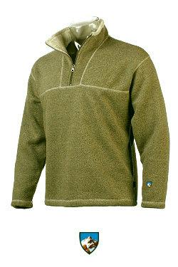 Kuhl Europa Zip Neck Sweater Men's