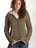 Kuhl Full Zip Hoody Women's (Oatmeal)