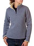 Kuhl Ingrid 1/4 Zip Sweater Women's (Ice)