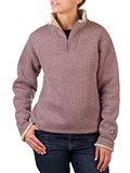 Kuhl Ingrid 1/4 Zip Sweater Women's (Rose)