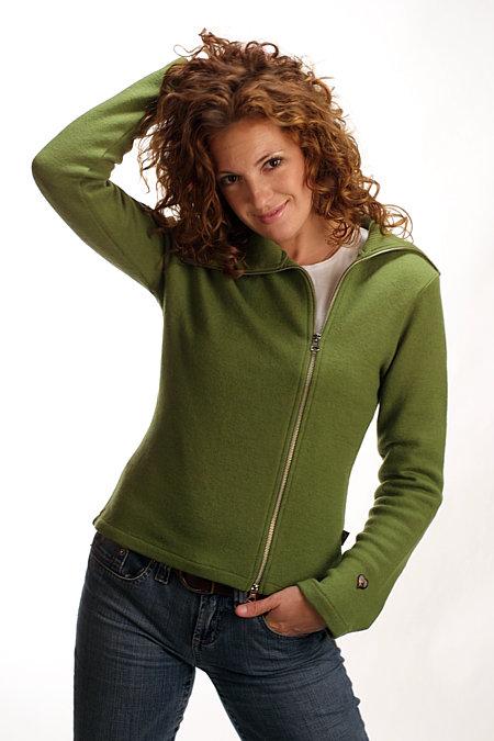 Kuhl Prague Sweater Women's (Leaf)