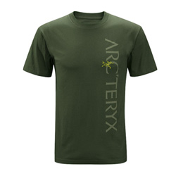 Arc'Teryx Big Word Tee Men's (Caper)