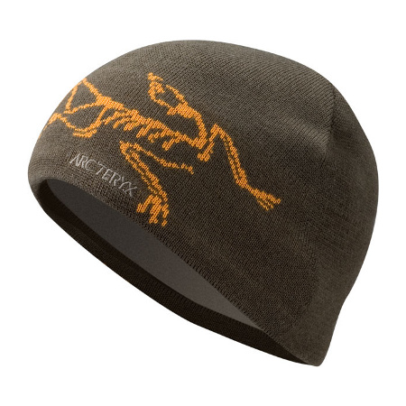 Arc'Teryx Bird Head Beanie (Basalt / Gold)