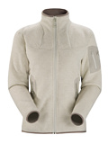 Arc'Teryx Covert Polartec Cardigan Women's (Basmati)