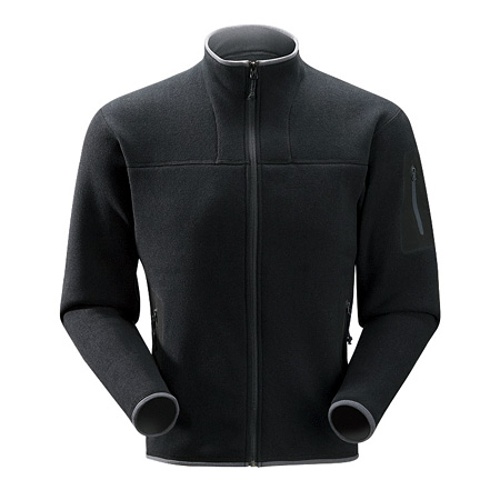 Arc'Teryx Covert Polartec Cardigan Men's (Black)