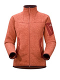 Arc'Teryx Covert Polartec Cardigan Women's (Ember)