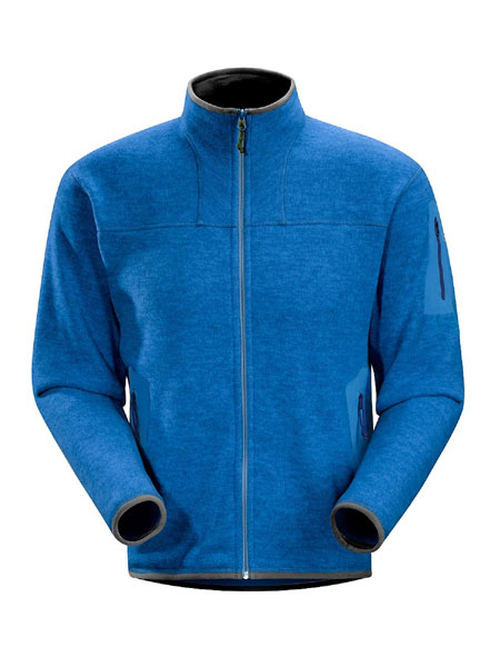 Arc'Teryx Covert Polartec Cardigan Men's (Blue Ray)