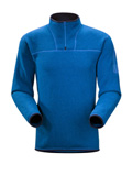 Arc'Teryx Covert Zip Neck Men's (Miro Blue)