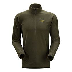 Arc'Teryx Delta LT Zip Top Men's (Caper)