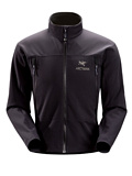 Arc'Teryx Gamma AR Softshell  Jacket Men's (Black)