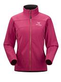 Arc'Teryx Gamma AR Softshell  Jacket Women's (Fuchsia)