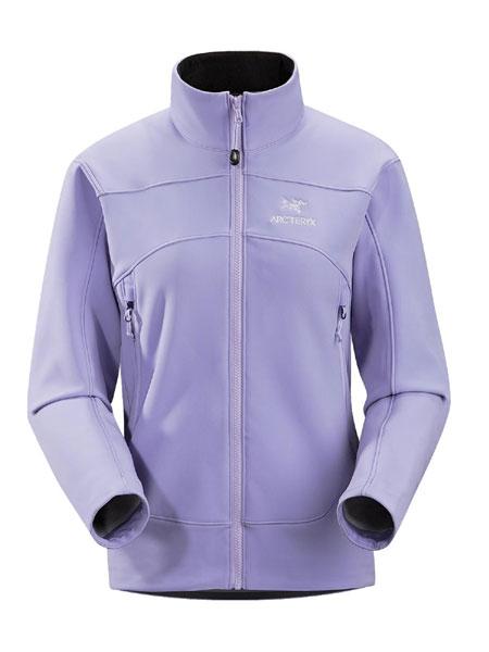 Arc'Teryx Gamma AR Softshell Jacket Women's (Jacaranda )