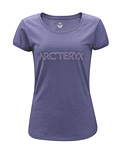 Arc'Teryx Outline Cap Sleeve Tee Women's (Wisteria)