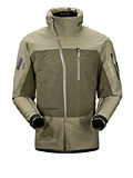 Arc'Teryx Sidewinder AR Jacket 08 Men's (Tarragon)