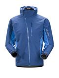 Arc'Teryx Sidewinder AR Jacket Men's (Miro Blue)