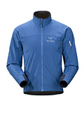 Arc'Teryx Solano Jacket Men's (Miro Blue)