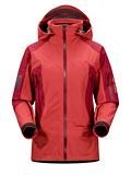 Arc'Teryx Stingray Softshell Jacket Women's (Cherry Pepper)