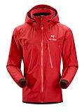 Arc'Teryx Theta AR Jacket Men's (Candy Apple Red)