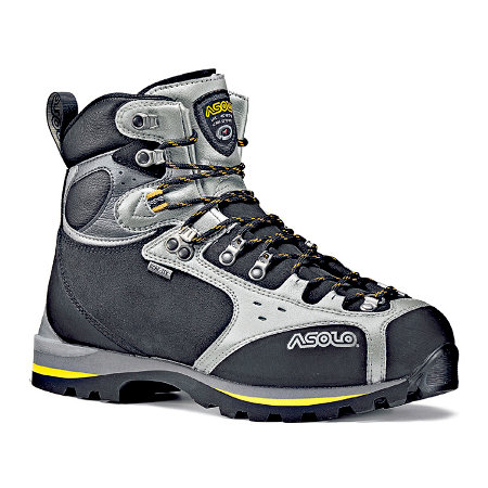 Asolo Alpinist GV Mountaineering Boots Men's (Black / Silver)