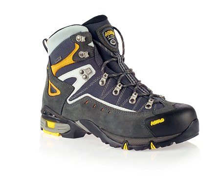 Asolo Flame GORE-TEX Hiking Boots Men's (Graphite / Gunmetal)