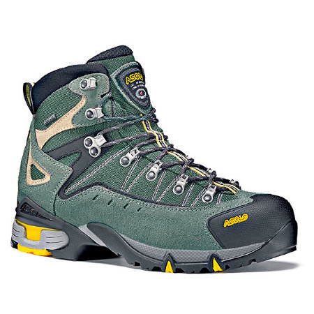 Asolo Flame GTX Hiking Boots Men's (Sage / Warm Grey)