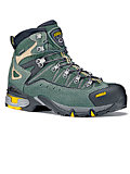 Asolo Flame GORE-TEX Hiking Boots Men's (Sage / Warm Grey)