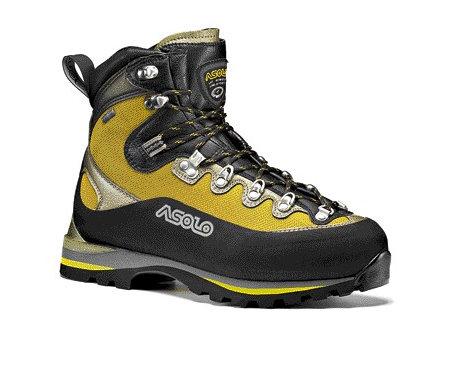 Asolo Titan GV Mountaineering Shoes Men's (Yellow / Black)