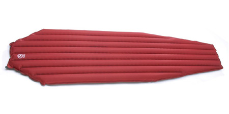 Big Agnes Air Core Mummy Sleeping Pad (Red / Black)