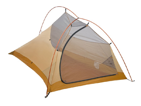 Big Agnes Fly Creek UL2 Two Person Tent (Cool Grey / Gold)