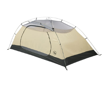 Big Agnes Lynx Pass Two Persons Tent (Moss / Charcoal)