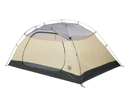 Big Agnes Lynx Pass Three Persons Tent (Moss / Charcoal)