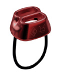 Black Diamond ATC Belay and Rappel Device (Ruby)