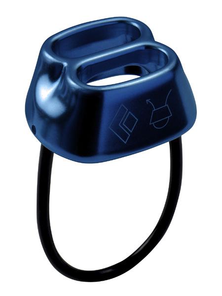 Black Diamond ATC Belay and Rappel Device (Denim)
