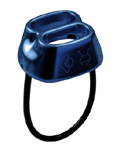 Black Diamond ATC Belay and Rappel Device (Denim)